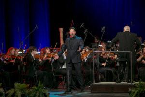 Концерт на десять миллионов Дмитрий Хворостовский и его друзья продолжают сотрудничество с Русфондом